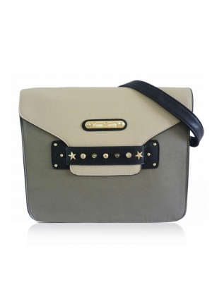 The Russo Bag by Anna Smith in Grey