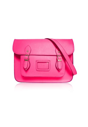 The Marble Arch Satchel Bag by LYDC