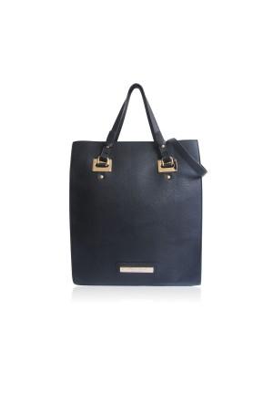 The Glacia Shoulder Shopper Bag by Anna Smith