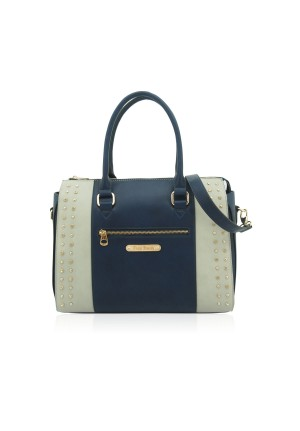 The Ruscia Shoulder Tote Bag by Anna Smith