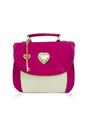 The Myre Bag by Anna Smith in Pink
