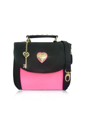 The Myre Bag by Anna Smith in Black
