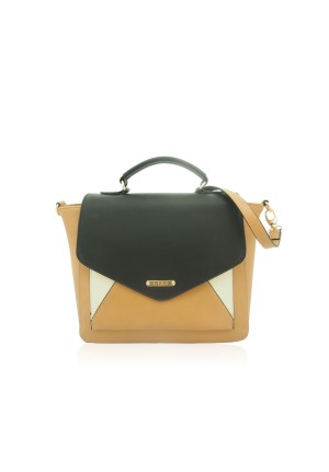 The Belah Satchel Handbag by LYDC